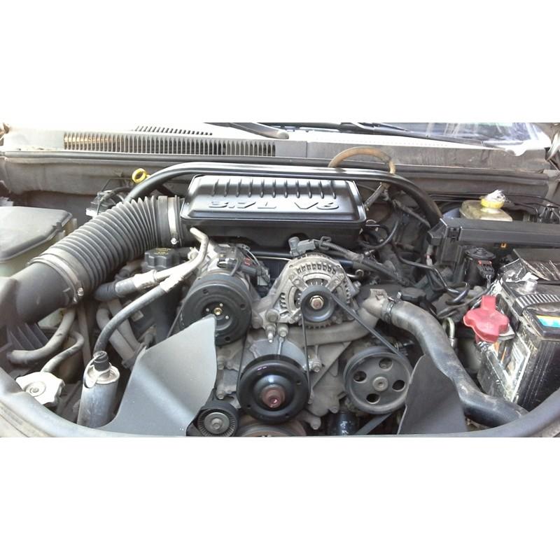 Jeep Grand Cherokee Laredo >> Jeep Grand Cherokee 2005 motor 3.7 Desarme