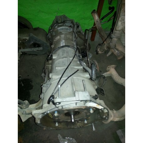 Caja automatica y caja transfer land rover discovery III