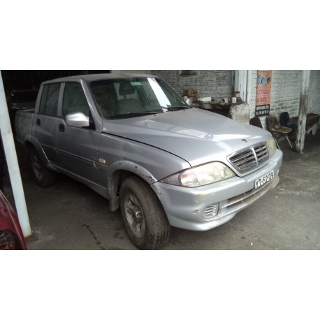 Ssangyoung Musso año 2004 2.9 diesel 4x2