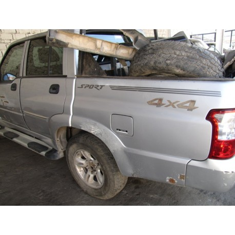 Ssang Yong Musso 2004, motor 2.9