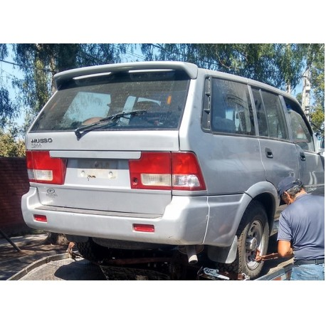 Ssang Yong Musso 2000, motor 3.2