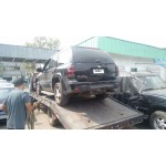 Chevrolet trailblazer corta desarme NEGRA