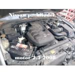 motor nissan pathfinder 2.5 yd25ttd